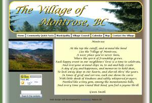 Village of Montrose